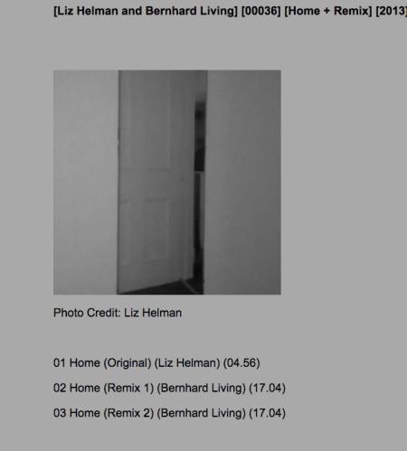 Bernhard Remixed HOME